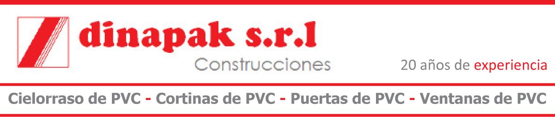 Encabezado Dinapak PVC